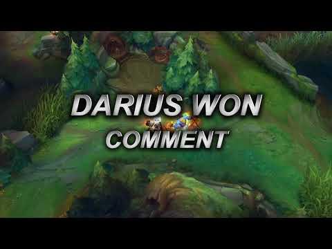 DARIUS vs GAREN SEASON 11 FIGHTS & Best Pentakills!