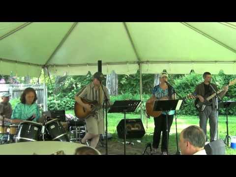 Flair at the Old Manse in Concord, MA - June 8, 2014