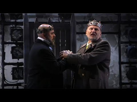 Shakespeare's KING JOHN at Folger Theatre