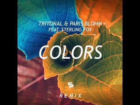 Colors скачать tritonal.