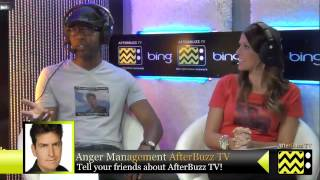 "Anger Management After Show Season 1 Episode 6 ""Charlie Dates Kate's Patient"" 