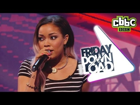Love Never Felt So Good Cover (Justin Timberlake and Michael Jackson) - Friday Download CBBC