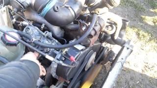 Двигун форд транзит 2.5 д