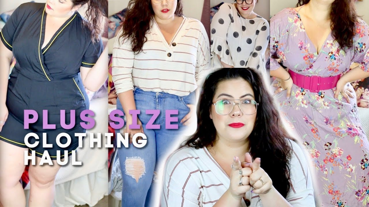 3c3085934e PLUS SIZE BOUTIQUE CLOTHING HAUL