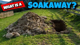 what is a soakaway