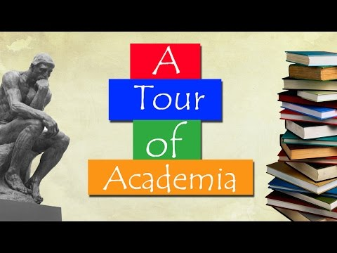 Download Youtube: A Tour of Academia