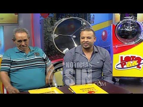 Dos hombres ganan la loto en Santiago