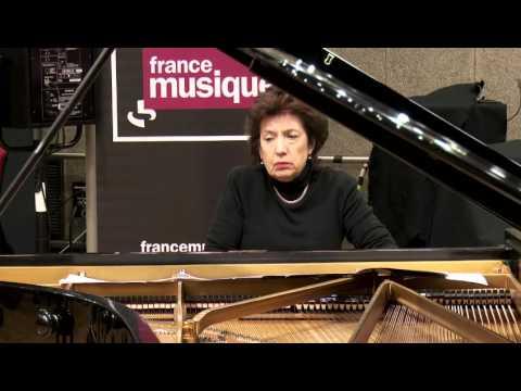 """Franz Liszt : """"La lugubre gondole"""" par Imogen Cooper I Le live de la matinale"""