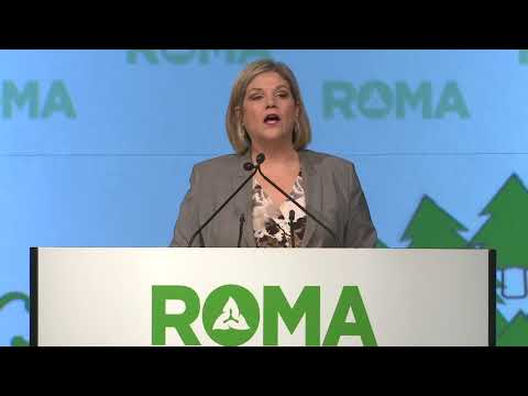 2018 ROMA Conference - Andrea Horwath, Leader, Ontario NDP