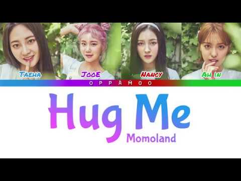 Momoland (모모랜드) - Hug Me (안아줘) (위대한 유혹자 Tempted OST) Lyrics (Color Coded Han-Rom-Eng)