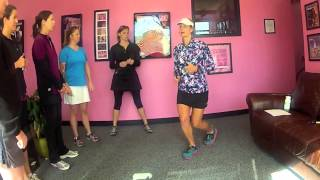 Nicole DeBoom from Skirt Sports Talks About Running Form
