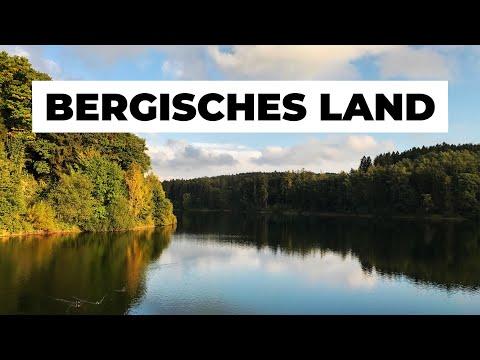 DAS BERGISCHE LAND: Märchenwald, Talsperren und ein grüner Zoo | fernwehsendung