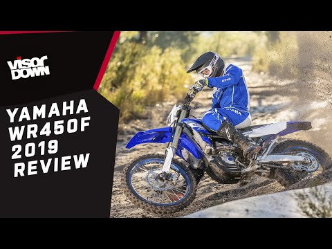 Yamaha WR450F 2019 Review