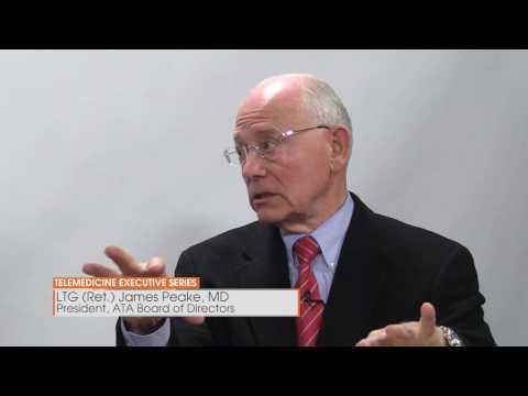 ATA Telemedicine Executive Interview Series: LTG (Ret.) James Peake, MD