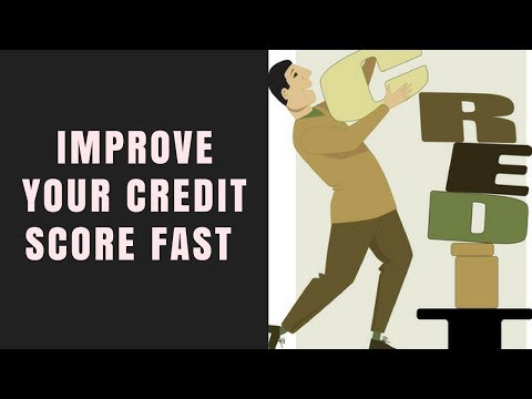 Easy To Follow Tips on How To Improve Your Credit Score Fast