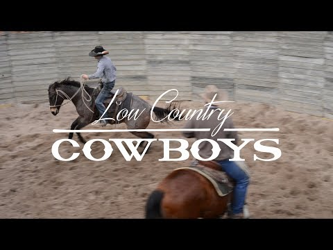 Low Country Cowboys - Episode #1 How to break a colt.