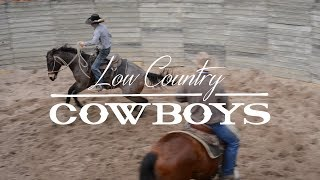 Low Country Cowboys  Episode #1 How to break a colt.