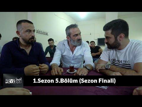 HEYE 33 1.Sezon | 5.Bölüm ''1.Sezon Finali''