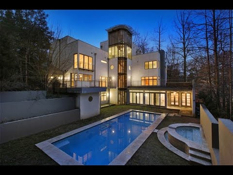 Contemporary Masterpiece in Atlanta, Georgia
