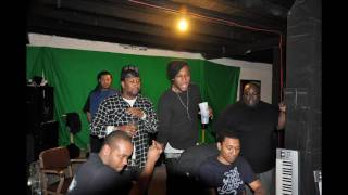 Imma Be More (Studio Recording Session) - MullyMan ft. Travis Davon (Bossman)