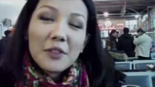 Kazakh Beauty Aruzhan Jazilbekova