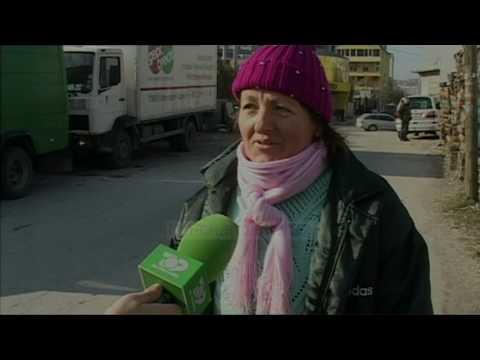 Durrësi pa ujë, ngrica ka dëmtuar tubacionet - Top Channel Albania - News - Lajme