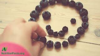Antioxidanty z potravy a jejich vliv na mrtvici a srdeční onemocnění