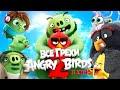 Все грехи и ляпы мультфильма Quot Angry Birds 2 в кино Quot mp3
