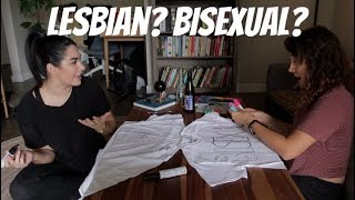 LABELING MY SEXUALITY | with MissFenderr Ft. Kittens