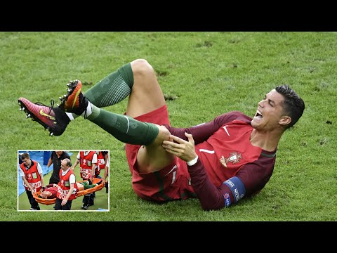 5 Most Painful  Football Injuries | Cristiano Ronaldo ,Lionel Messi,Neymar, Lavezzi,theo walcott
