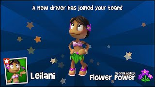 Beach Buggy Racing 2 #44 - New Driver: Leilani
