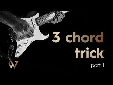Acoustic Guitar For Worship - 3 Chord Trick Pt. 1