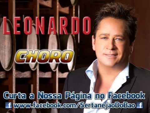 leonardo---choro-(lançamento-top-sertanejo-2013---oficial)