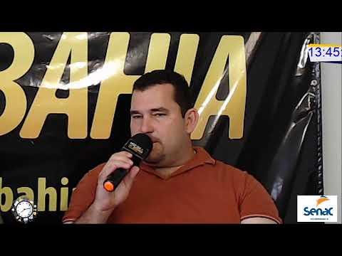 Meio-Dia e Meia Live hoje Tany Motos pré-candidato a prefeito em Laje-BA