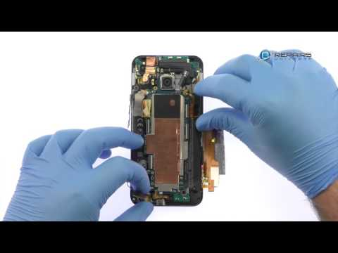 HTC One M9 Battery Replacement - RepairsUniverse