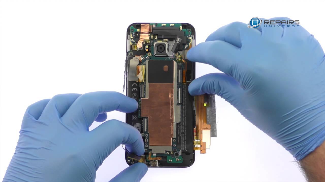 HTC One M9 Battery Replacement - RepairsUniverse
