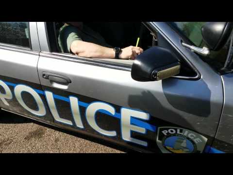 Aquick Chat With Amity Oregon Police Officers