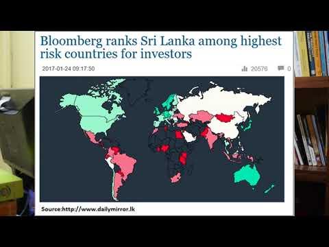 Economy Sri Lanka '18