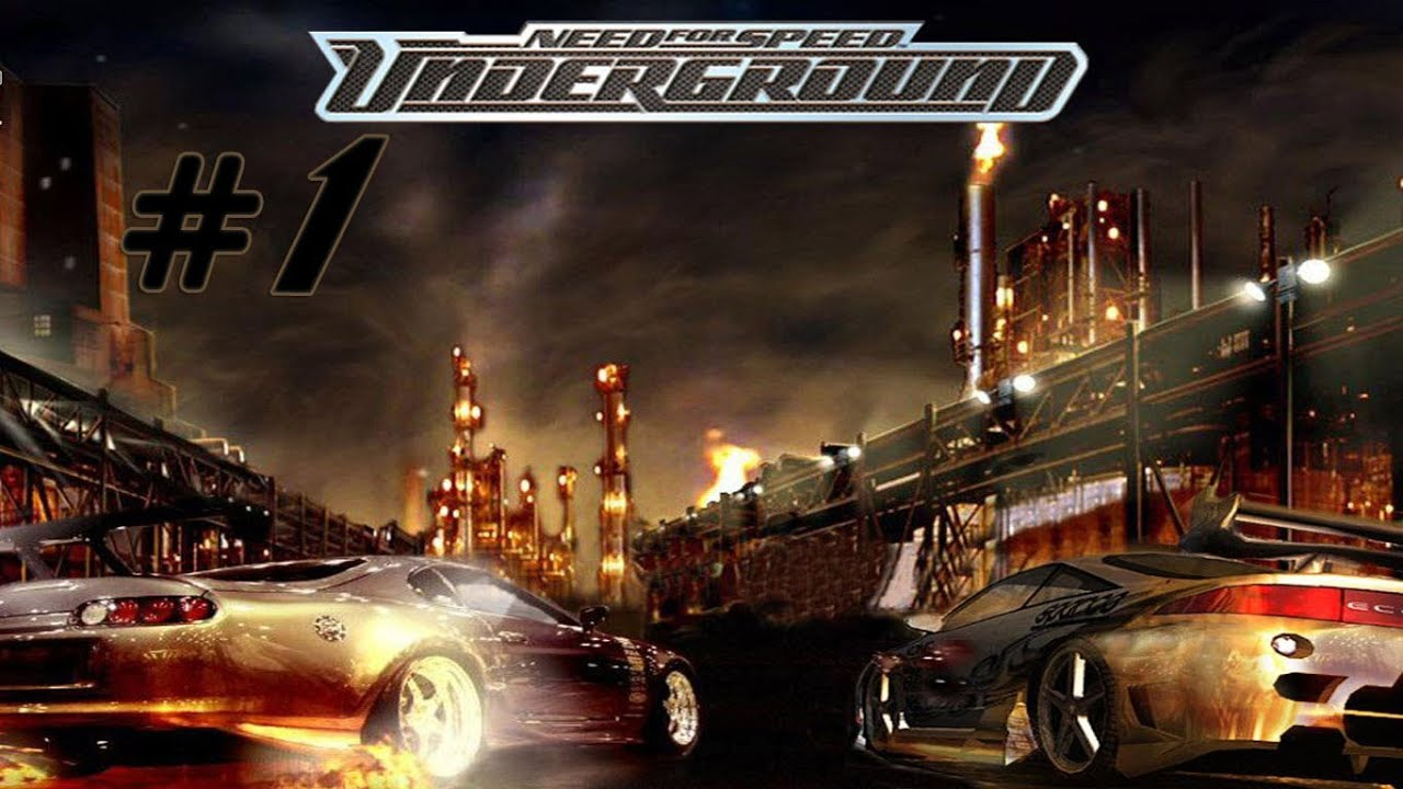 Need for speed underground walkthrough part 1 pc - Need for speed underground 1 wallpaper ...