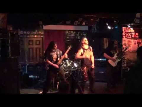 Imperial Omen live in the Stork Club (Oakland, CA)
