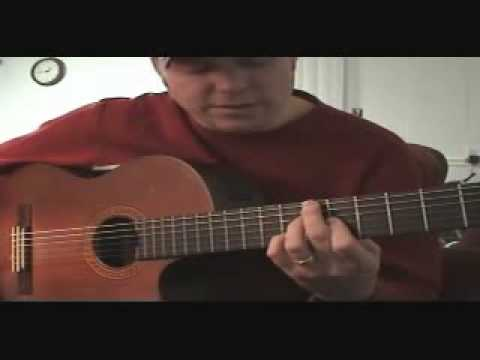 """How to Play """"Guitar Man"""" intro by Jerry Reed"""