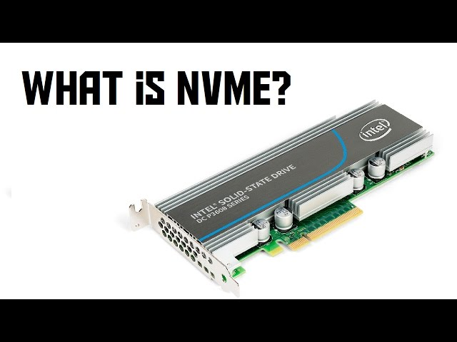 What is NVMe? (AKIO TV)