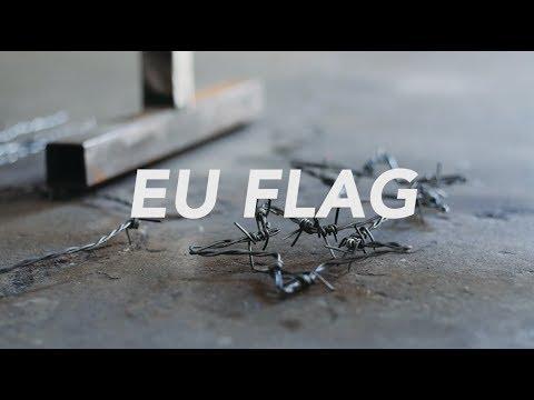 EU FLAG //  ICY & SOT // UNDERDOGS PUBLIC ART PROGRAMME // 2020