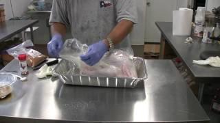 Bbq Smoked Turkey - Texas Bbq Rub - 2 Of 2