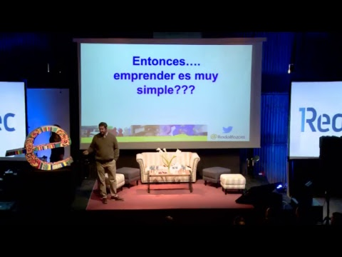 Experiencia Endeavor Mendoza 2017 - Evento en vivo