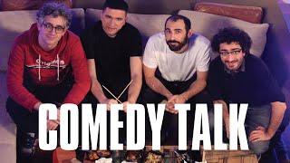Comedy Talk - Episode 1