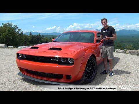 Review: 2019 Dodge Challenger Hellcat Redeye – 797 HP!