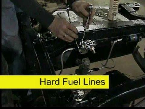 Hard Fuel Lines