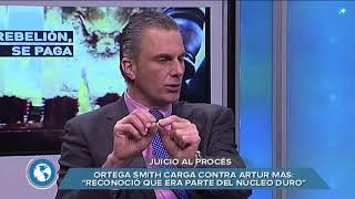 Ortega Smith desmonta el plan oculto plan del independentismo tras desenmascar a Pujol y Artur Mas