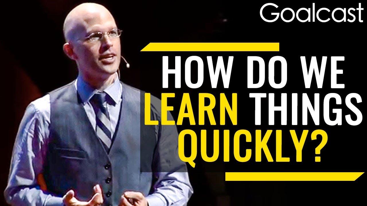 How To Speed Learn in 5 Simple Steps   Josh Kaufman   Goalcast